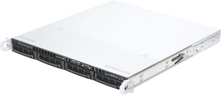 Obudowa serwerowa SuperMicro SuperChassis 813MTQ-350CB 1