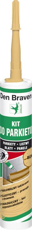 Den Braven Kit do parkietu sosna 310ml (W843) 1