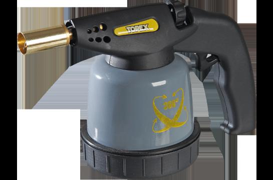 Topex Lampa lutownicza gazowa na naboje 190g zapłonnik (44E143) 1