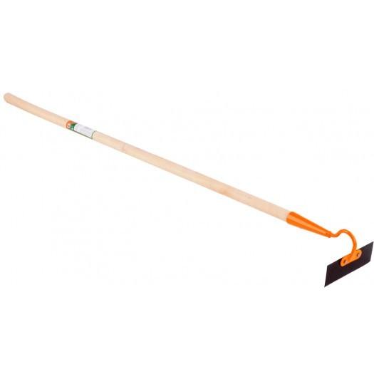 FLO Motyka prostokątna 140mm długość ze stylem 120cm 35762 1