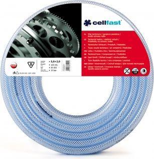 Wąż techniczny /środki ochrony roślin, sprężone powietrze/T10 fi=10.0 x 2.5mm 50mb 1