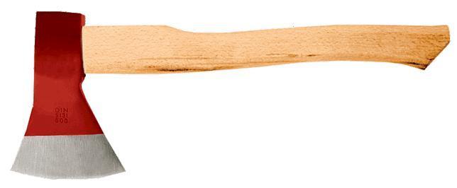 Top Tools Siekiera uniwersalna drewniana 0,6kg  (05A306) 1