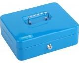 Vorel Kasetka na pieniądze 250x180x90mm niebieska - 78615 1