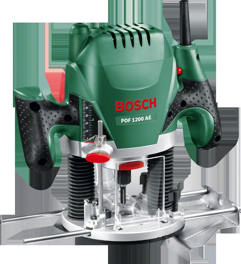Bosch Frezarka POF 1200 AE górnowrzecionowa (0.603.26A.100) 1
