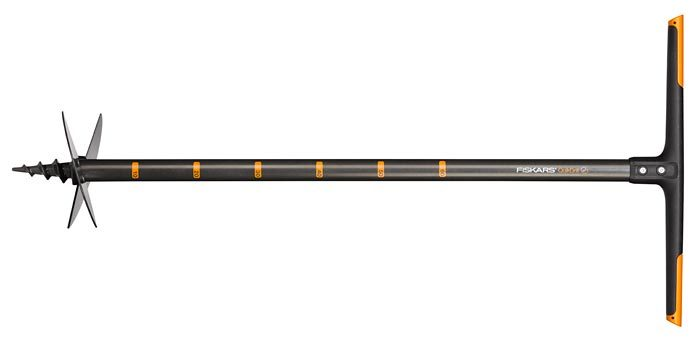 Fiskars Świder glebowy L 200mm (134730) 1