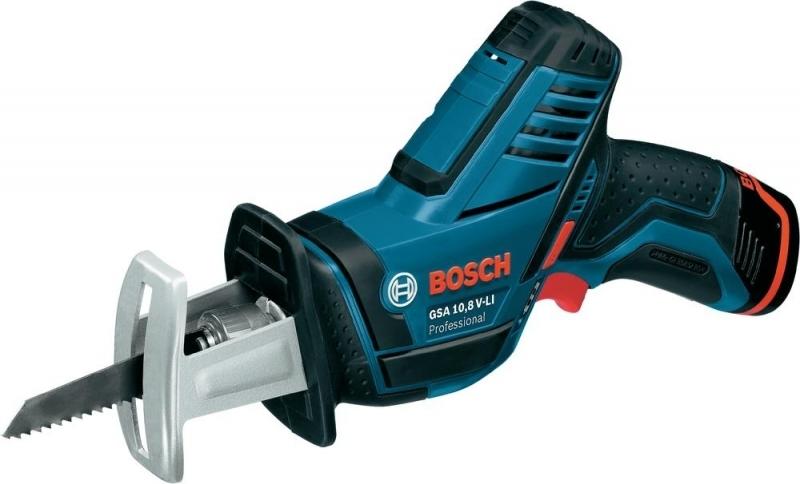 Bosch Piła szablasta GSA 10,8 V-LI bez akumulatora i ładowarki (060164L902) 1