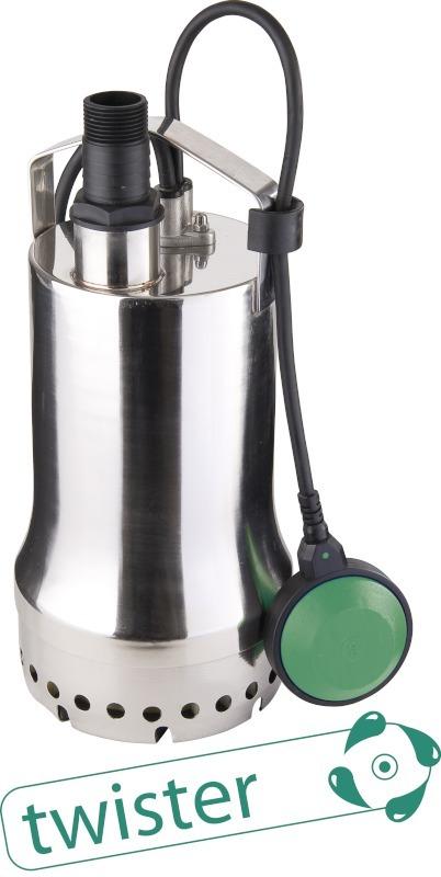 Wilo Pompa zatapialna do odwadniania piwnic DRAIN TS 32/9-A - 6043943 1