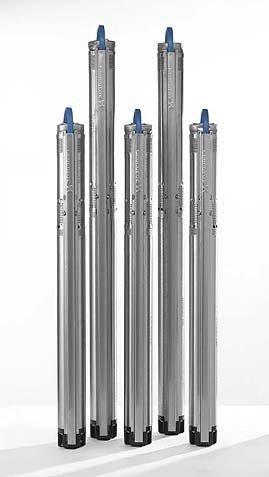 Grundfos Pompa głębinowa SQE 5-70 1,85kW 1x230V pakiet hydrofor 96524503 1