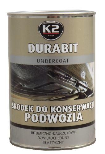 K2 Sport Środek do konserwacji podwozia DURABIT 1L - L326 1
