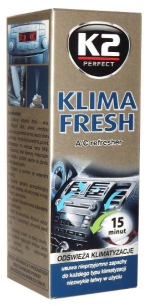 K2 Sport Środek do odświeżania klimatyzacji 150ml - K222 1