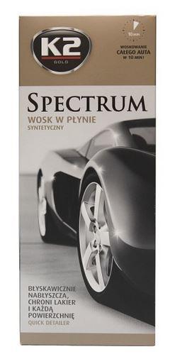 K2 Sport Syntetyczny wosk w płynie SPECTRUM - G020 1