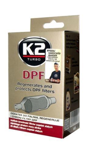 K2 Sport Dodatek do paliwa DPF 50ml (T316) 1