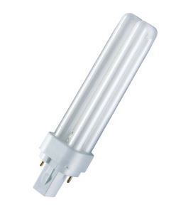 Świetlówka kompaktowa Osram Dulux D G24d-3 26W (4050300012049) 1