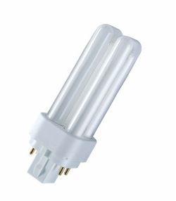 Świetlówka kompaktowa Osram Dulux D/E G24q-3 26W (4050300327235) 1