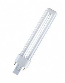 Świetlówka kompaktowa Osram Dulux S G23 7W (4050300010571) 1