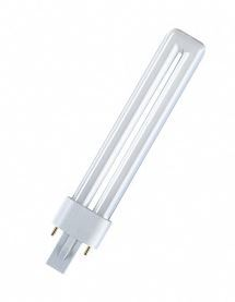 Świetlówka kompaktowa Osram Dulux S G23 11W (4050300010618) 1