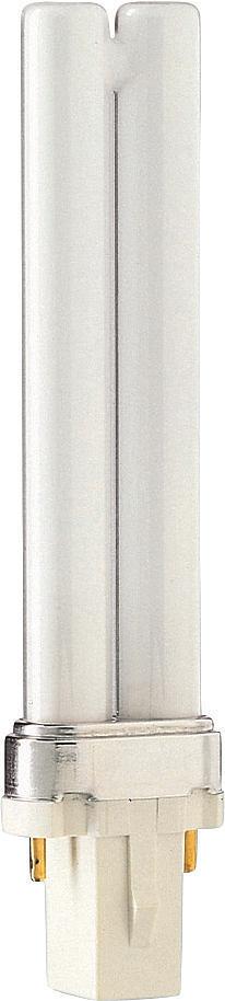 Świetlówka kompaktowa Philips Master PL-S G23 7W (871150026065970) 1