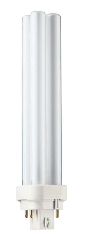 Świetlówka kompaktowa Philips PL-C G24q-3 26W (871150062336270) 1