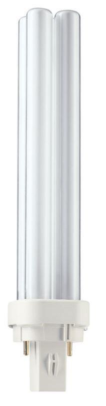 Świetlówka kompaktowa Philips PL-C G24d-3 26W (871150062098970) 1