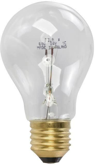 Philips żarówka niskonapięciowa 24V, 60W, E27 (872790001792249) 1