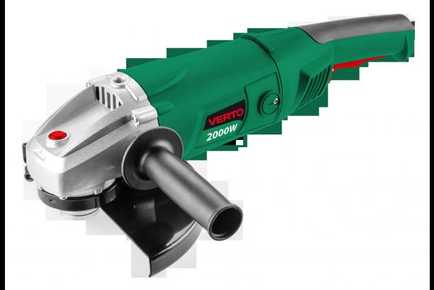 Verto szlifierka kątowa 2000W 230mm (51G203) 1