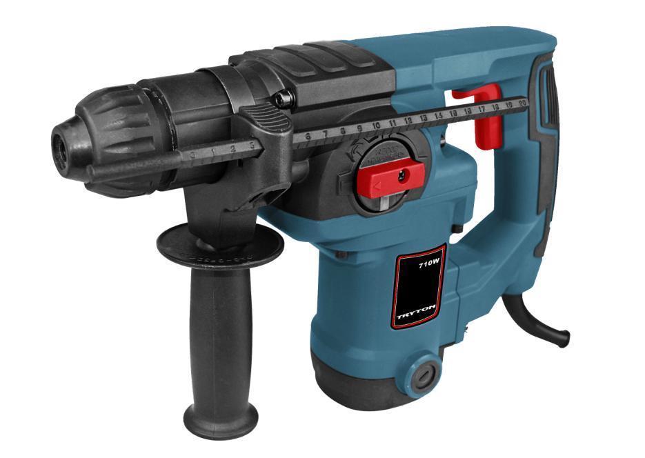 Tryton Młoto-wiertarka 710W SDS-plus - TMM710K 1