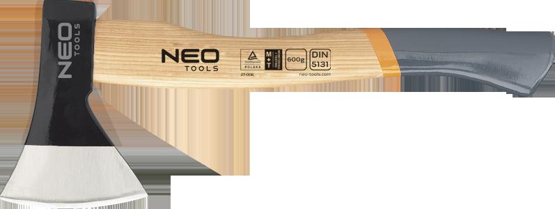 NEO Siekiera uniwersalna drewniana 0.8kg 38cm (27-008) 1