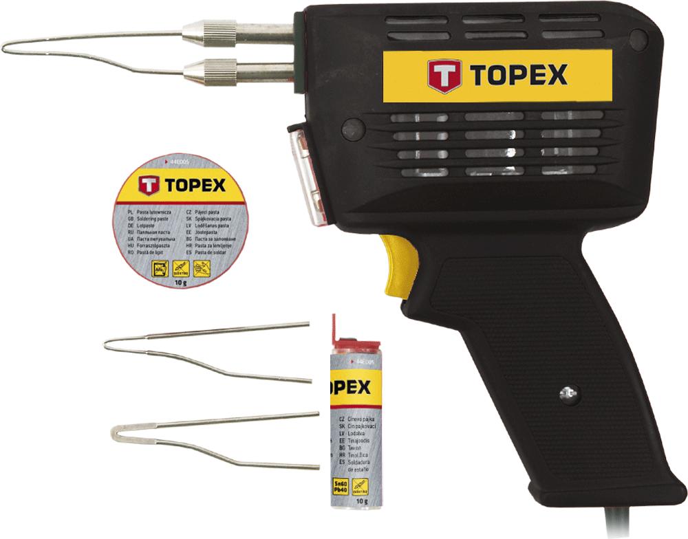 Topex Lutownica transformatorowa 150W 44E005 1