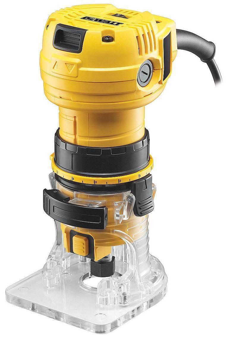 Dewalt Frezarka krawędziowa do laminatów 590W 22mm - DWE6005 1