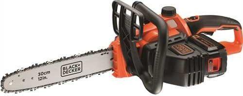 Black&Decker Pilarka łańcuchowa akumulatorowa 36V 2.0Ah 30cm (GKC3630L20-QW) 1