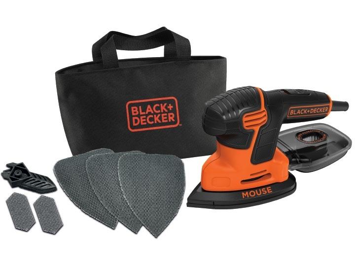 Black&Decker szlifierka wielofunkcyjna MOUSE 120W (KA2000-QS) 1