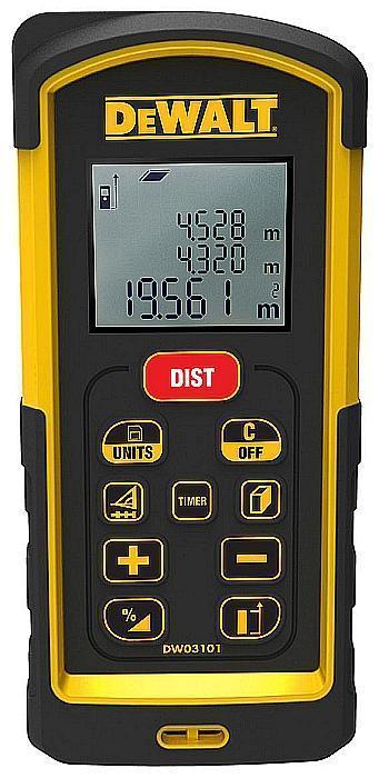 Dewalt Dalmierz laserowy 100m - DW03101 1