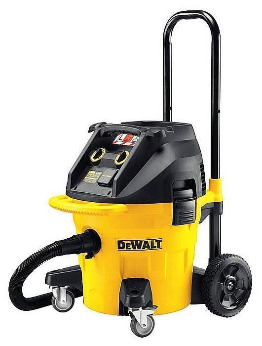 Dewalt Odkurzacz przemysłowy DWV 902 L 1400W (DWV902L) 1