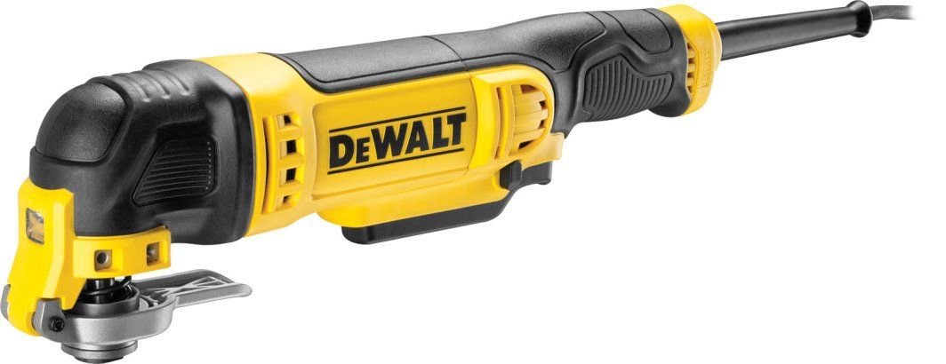 Dewalt Oscylacyjne narzędzie wielofunkcyjne 300W akcesoria 32szt. + kufer T-STAK (DWE315KT) 1