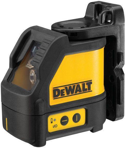 Dewalt Laser liniowo-krzyżowy 50m +/- 0,3mm/m (DW088KD) 1