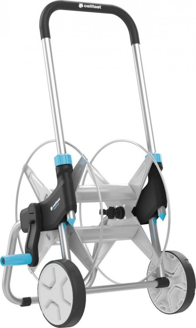 """Cellfast Wózek metalowy EXPLORER 60m 1/2"""" 55-050 1"""