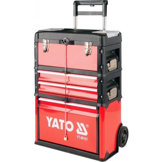89ce53f0930d5 Yato Wózek narzędziowy 3-częściowy (YT-09101) w Budujesz.pl