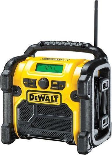 Radio budowlane Dewalt DCR020 1
