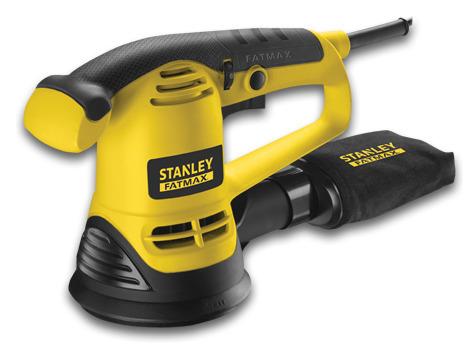 Stanley szlifierka oscylacyjna 480W (FME440K) 1