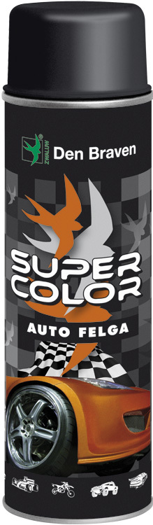 Den Braven Spray Auto Felga srebrny 500ml DBSUP099998 1