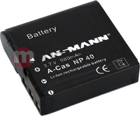 Akumulator Ansmann A-Cas NP-40 1
