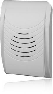 Zamel Dzwonek 230V 80dB KOMPAKT biały - DNS-002/N 1