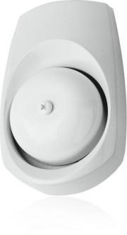 Zamel Dzwonek czaszowy 230V IP20 85dB 54mm biały - DNS-001/N 1