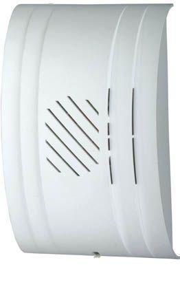 Zamel Dzwonek 230V AC 90dB TRES biały - DNS-972/N-BIA 1