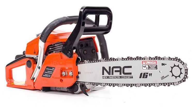 NAC Pilarka łańcuchowa spalinowa 2.45KM (CST45-40-02AC) 1