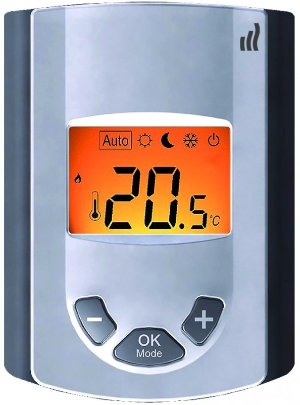 Purmo Termostat Tempco DIGITAL 230V FAW3RWRFDVNC0300 1