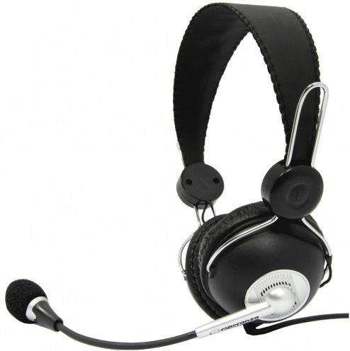 Słuchawki z mikrofonem Esperanza EH117 1