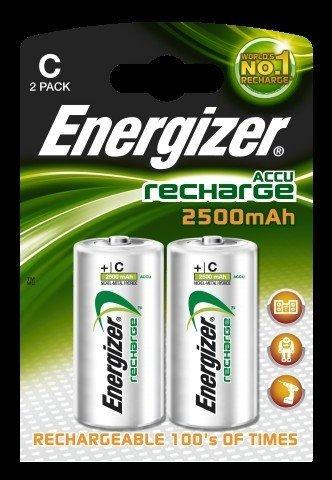 Energizer Akumulator C / R14 2szt. 1