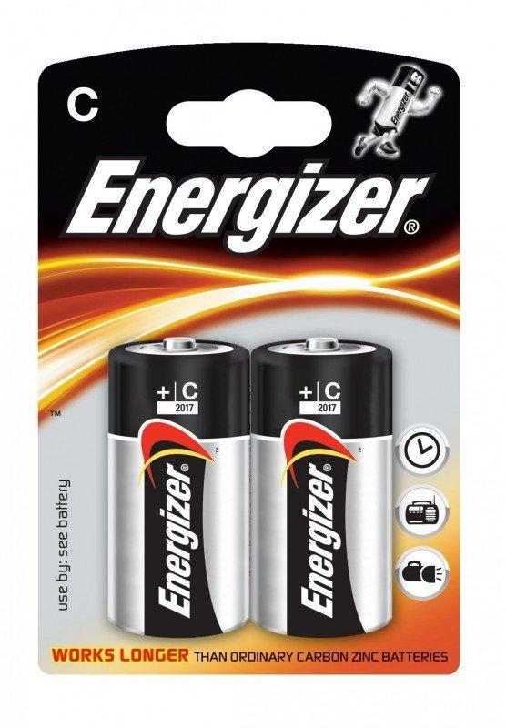 Energizer Bateria C / R14 2szt. 1