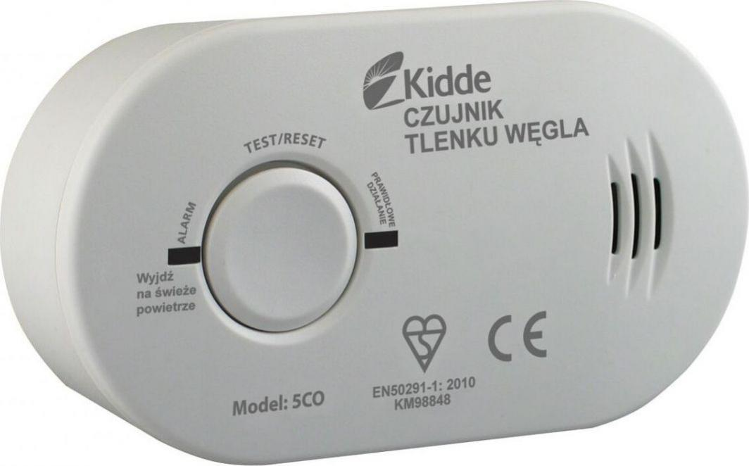 Kidde Czujnik 5CO czadu Compact (5CO) 1
